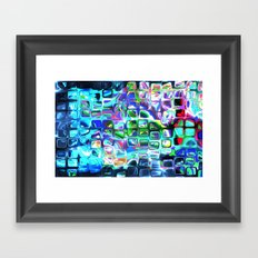 Pieces of Inspiration Framed Art Print