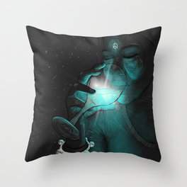 For Your Grace and Mercy, We thank Thee. Throw Pillow
