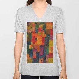 Paul Klee - Ohne Titel - No Title Unisex V-Neck