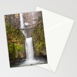 Multnomah Falls Stationery Cards