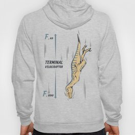 Terminal Velociraptor Hoody