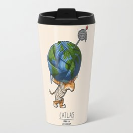 Catlas Travel Mug