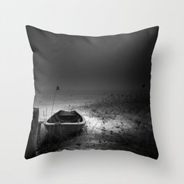 I cant go home Throw Pillow
