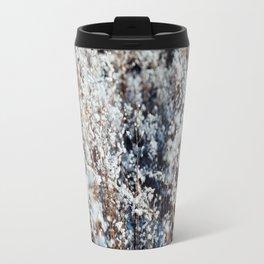 Snow Grass Travel Mug