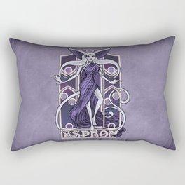 Rule 63: Espeon Rectangular Pillow