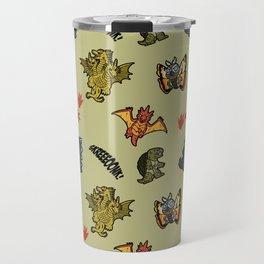 Kaiju Party Travel Mug
