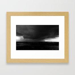 Cloudbank - 7 Framed Art Print