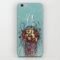 propaganda iPhone & iPod Skins featuring Propaganda II. by Dr. Lukas Brezak