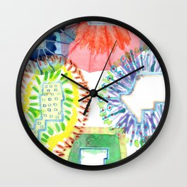 Framing the Void Wall Clock