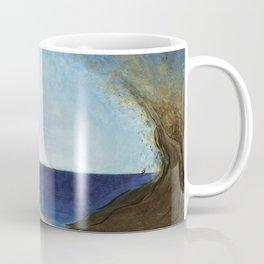 Wind Woman Children's Book Illustration Coffee Mug