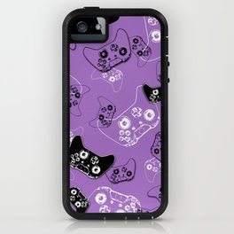 Video Game Lavender iPhone Case