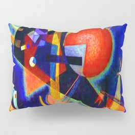 Kandinsky In Blue Pillow Sham
