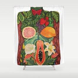 The Garden Shower Curtain