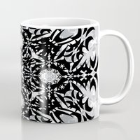 gothic Mugs featuring Gothic by Ornaart