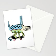 The Skate Pup Stationery Cards
