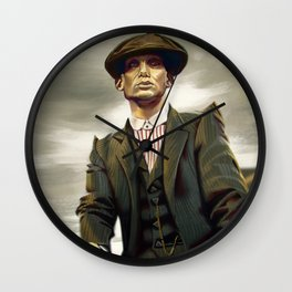 Tommy Wall Clock