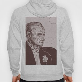 Fred Astaire in Moon Luminance Hoody