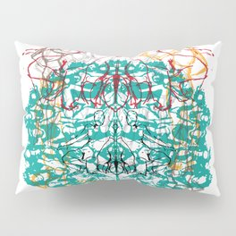 doodles Pillow Sham