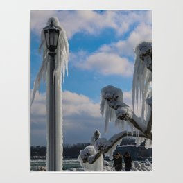cold day Poster
