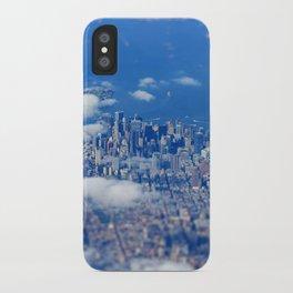 Tiny Manhattan iPhone Case