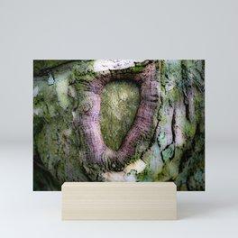 The Green Tree Mini Art Print