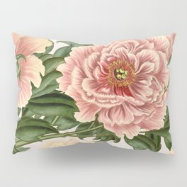 Peonies Pillow Sham