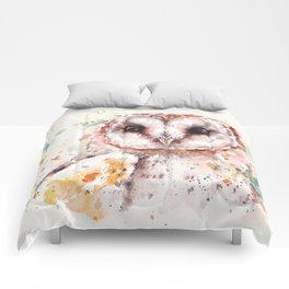 Australian Barn Owl Comforters