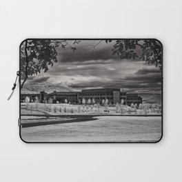 As the Clouds Roll in Laptop Sleeve