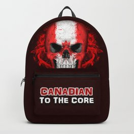 To The Core Collection: Canada Backpack