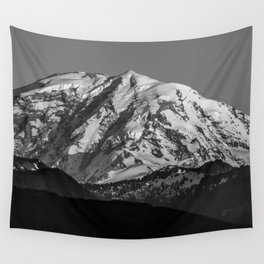Mt. Rainer Wall Tapestry