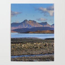 Views of Scotland Poster