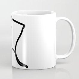 Happy Stingray Coffee Mug