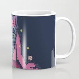 Just Be Here Now Coffee Mug