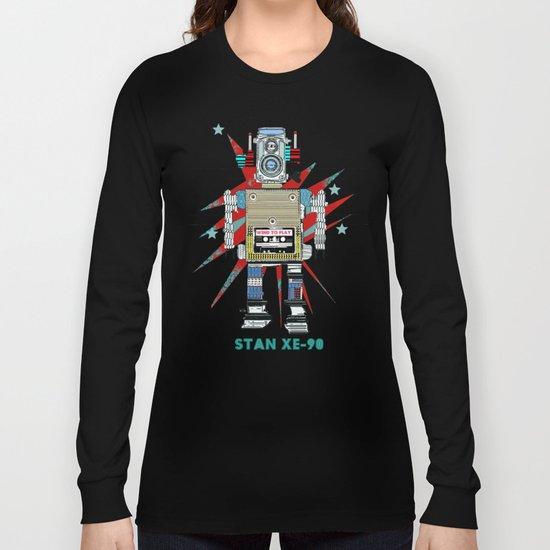 STAN XE-90 Long Sleeve T-shirt