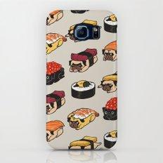 Sushi Pug Slim Case Galaxy S6