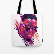 The Notorious B.I.G: Dead Rappers Serie Tote Bag