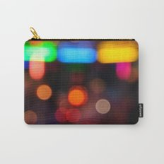 Night Light Colors Carry-All Pouch