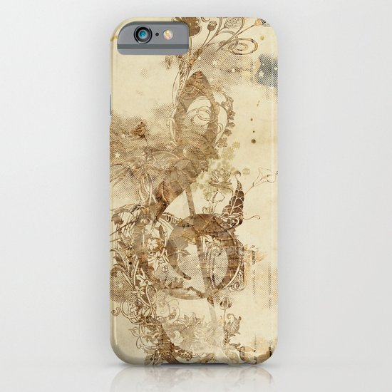 the golden key iPhone & iPod Case