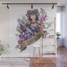Legendary staff Wall Mural