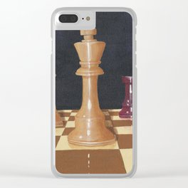 Your Move Clear iPhone Case