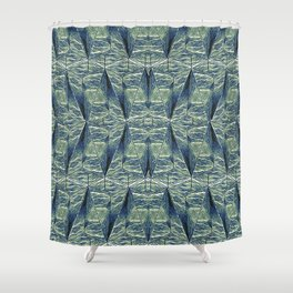 Alchymy: Aqua Vitae Shower Curtain