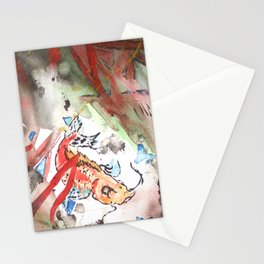 Koi High Contrast Stationery Cards