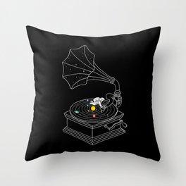 Star Track Throw Pillow
