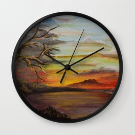Romancing the Memory Wall Clock