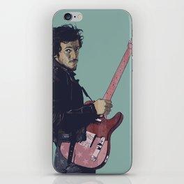 The Boss Bruce iPhone Skin