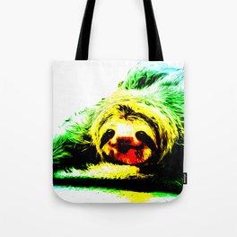 A Smiling Sloth II Tote Bag