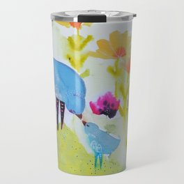 your kisses are the sweetest Travel Mug