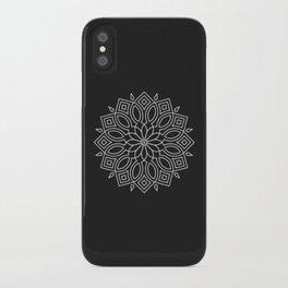Mandala LIX iPhone Case