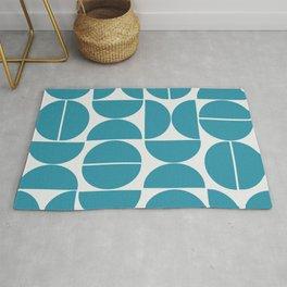 Puzzle Design Bl. Rug
