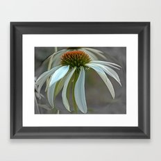 In a bubble of mine Framed Art Print